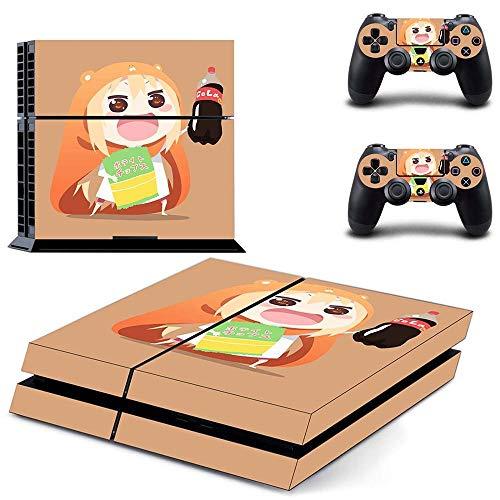 DSSJ Ps4 Stickers Playstation 4 Skin Sticker Calcomanías Cubierta Completa para Playstation 4 Ps4 Console & Controller Skins