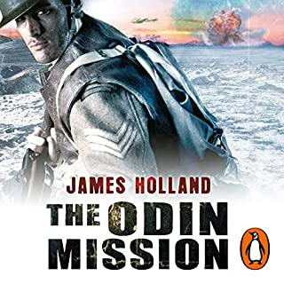 The Odin Mission cover art