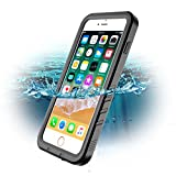 SPORTLINK wasserdichte Hülle für iPhone 7 Plus, Waterproof Case for iPhone 8 Plus, Schutzhülle...
