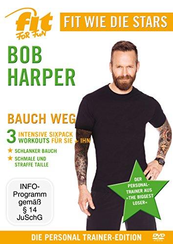 Fit for Fun - Fit wie die Stars: Bob Harper - Bauch weg
