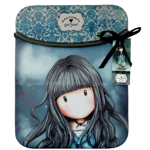 295GJ03 - Gorjuss Funda iPad White Rabbit