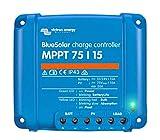 Victron Energy - Regulador de carga Bluesolar Mppt 75/10, 75/15 E 100/15 (Mppt 75/15)