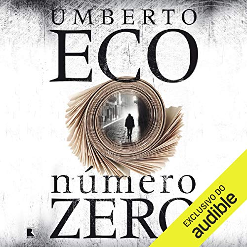 Número zero [Portuguese Edition] audiobook cover art