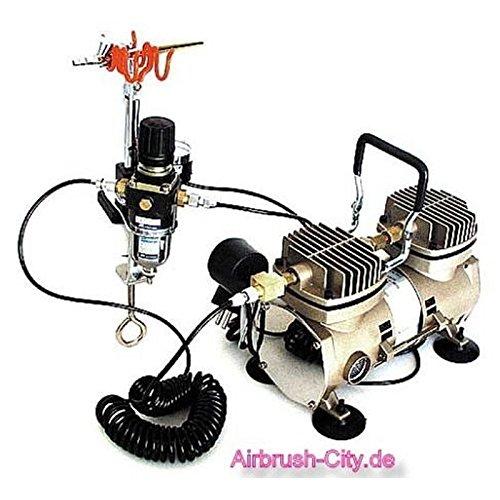 Sparmax compressor Airbrush Saturn 40 perslucht compressoren
