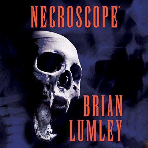 Necroscope audiobook cover art