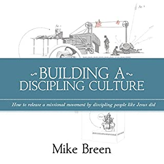 Building a Discipling Culture cover art