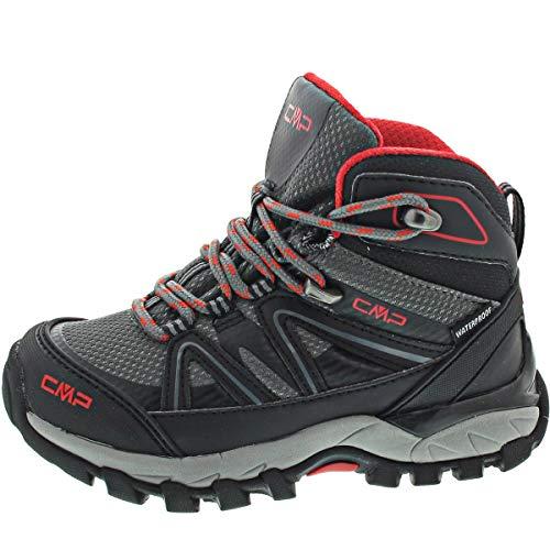 CMP Kinder Trekking Schuhe Shedir Mid 39Q4864 GRAFFITE 36