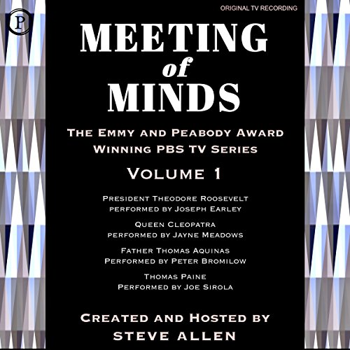 Meeting of Minds, Volume I audiobook cover art