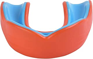 Oral Mart Sports Mouth Guard for Kids/Adults (9 Best Colors) - BPA Free Sports Mouthguard for Karate, Flag Football, Marti...