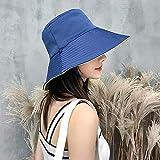 Sombrero De Playa para Unisex Sombrero De Cubo Plegable De Doble Cara Al Aire Libre Protección Solar Malla Ventilación Pesca Caza Gorra Verano Mujeres Anti-UV Sombreros
