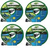 Swan Products GIDS-2496287 Element Sprinkler Soaker Hose, 50 Ft. - 2496287, 50' (Pack of 4)