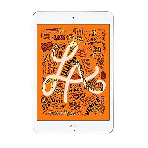 Ipad mini 5 Apple, Tela Retina, 64gb, Prata, Wi-fi - Muqx2bz/a