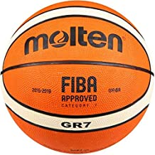 Molten GR7 Official Basketball, Brown
