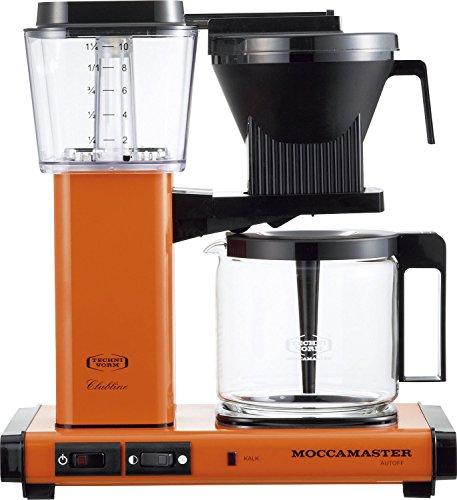 モカマスター ドリップ コーヒーメーカー イエローペッパー MM741AO-YP
