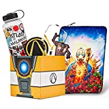 Official Borderlands LookSee Collector Mystery Gift Box - Includes Psycho Blanket, Lanyard, Water Bottle, and More - Exclusive Fan Toy Collectibles Set | Licensed Merchandise