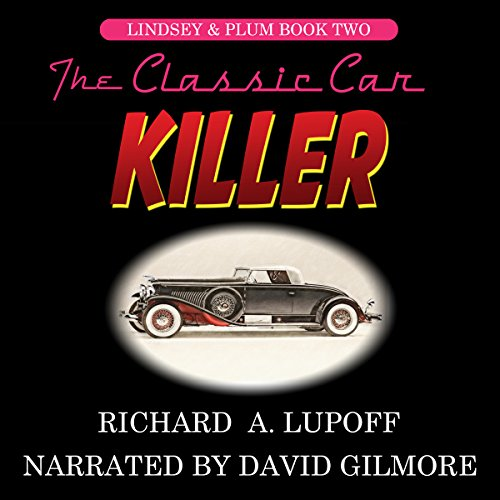 The Classic Car Killer cover art