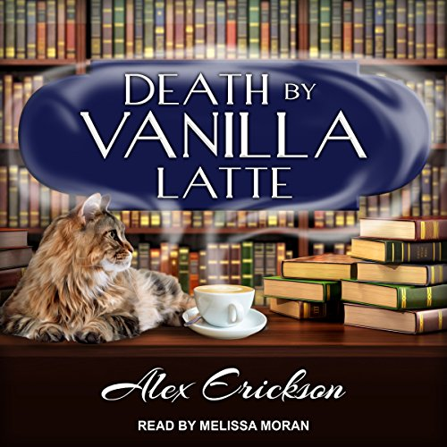 Death by Vanilla Latte audiobook cover art