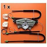 BYOLPMKK For el Kit de reparación de VW Escarabajo Delantero Derecho regulador de la Ventana eléctrica