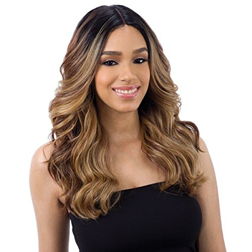 Freetress Equal Synthetic 5 Inch Deep Lace Part Wig - VALENTINO (613)