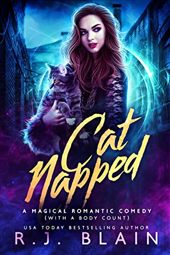 Picture of Catnapped: A Magical Romantic Comedy