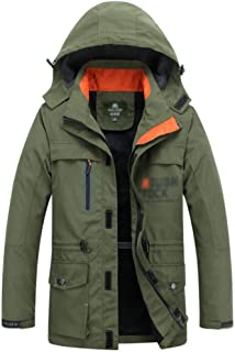 YXHM A Outdoor Jacket Single Layer Breathable Quick-Drying Jacket Windproof Waterproof Mountaineering Suit (Color : Khaki, Size : M)