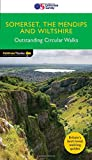 Somerset, The Mendips & Wiltshire Outstanding Circular Walks (Pathfinder Guides) (PF): 21 (Pathfinder Somerset, the Mendips & Wiltshere)