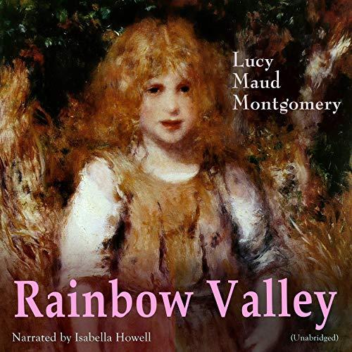 Rainbow Valley audiobook cover art
