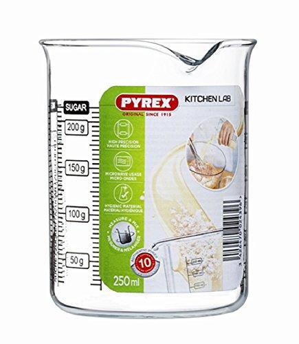 Intérieur Discount Verre doseur Pyrex (250ml)
