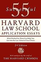 55 Successful Harvard Law School Application Essays