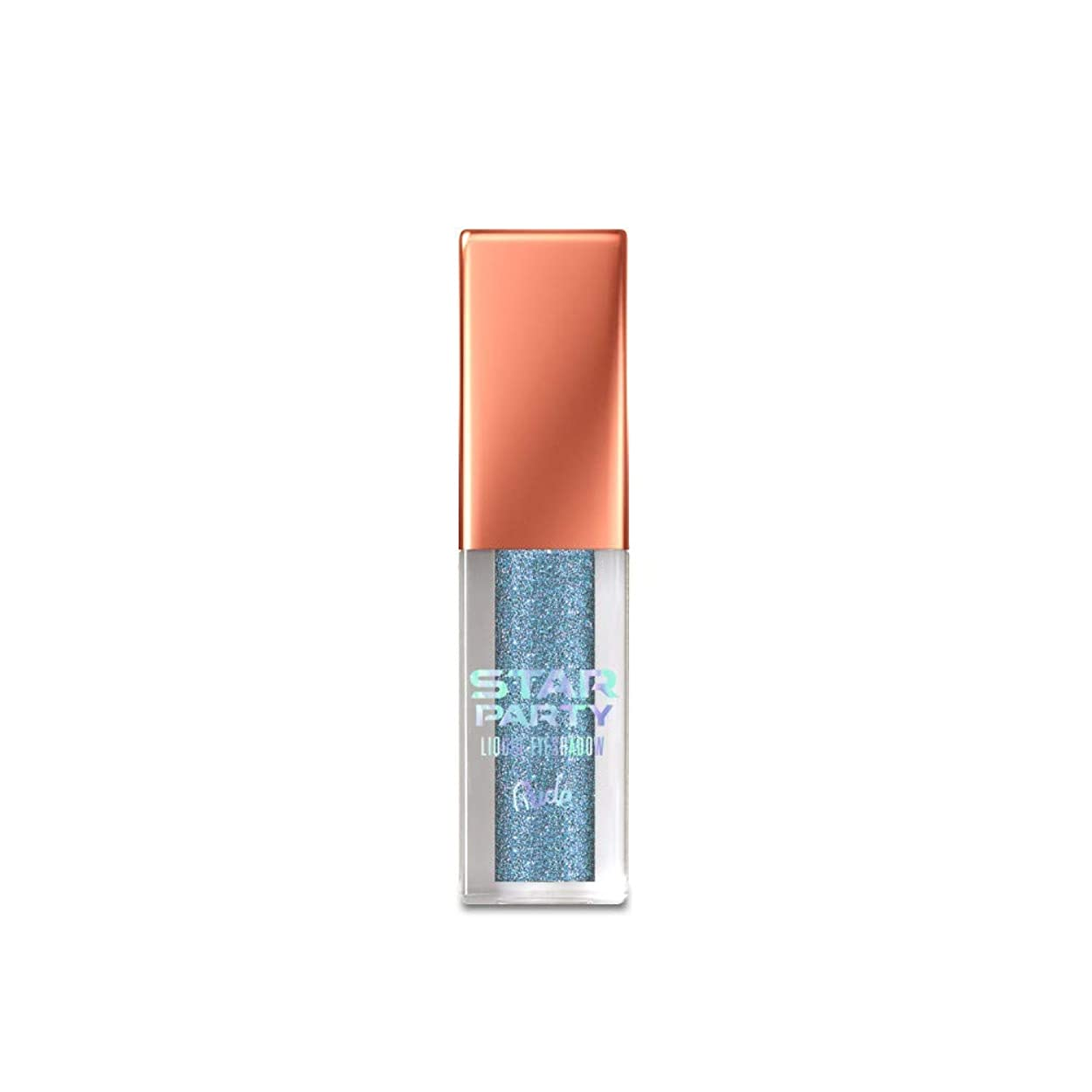 現金秘書エレガント(3 Pack) RUDE Star Party Liquid Eyeshadow - Falling Star (並行輸入品)