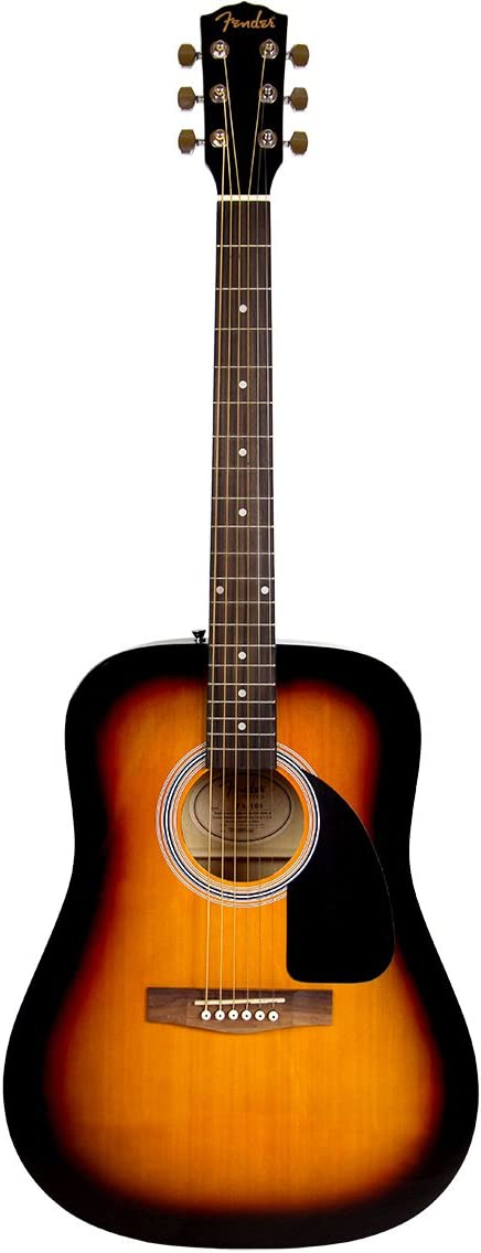 Fender FA-115 Best Cheap Acoustic Guitar for Beginners