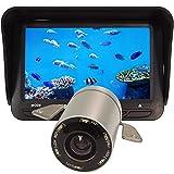 水中モニターシステム 4.3インチモニター 水中カメラ フィッシュファインダー 魚群探知機