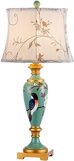 Lampes de Bureau Lampe de Table en céramique Minimaliste européenne Lampe de Chevet Salon étude Bureau Chambre décoration ...