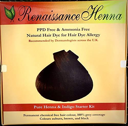 Teinture Pour Les Cheveux Libres D'ammoniac Kit (pour toutes les couleurs de cheveux)