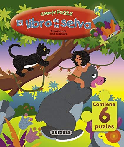 Libro De La Selva, El (S0690003) (Cuento Puzle)