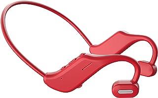 H HILABEE DYY-5 ben kabel hörlurar trådlösa Bluetooth-hörlurar vattentät sport öppna öronheadset för löpning körning cykli...