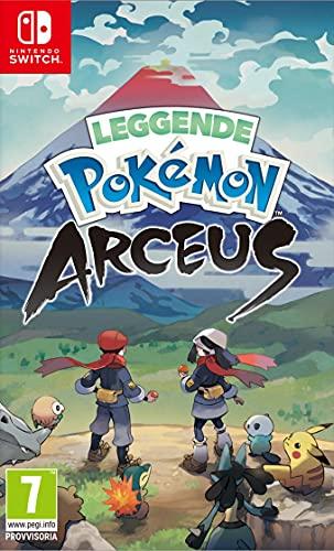 Leggende Pokémon: Arceus Standard   Nintendo Switch - Codice download