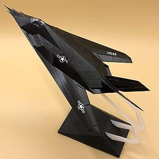 Avión a Escala 1:72 Modelo F117 Night Hawk