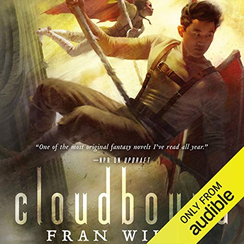 Cloudbound audiobook cover art