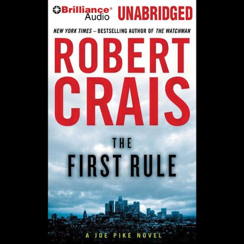 The First Rule audiobook cover art