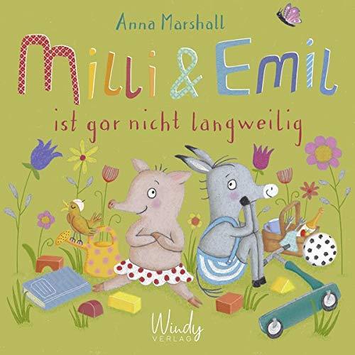 Buchseite und Rezensionen zu 'Milli & Emil ist gar nicht langweilig' von Anna Marshall
