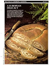 McCall's Cooking School Recipe Card: Breads 17 - Potica (Replacement McCall's Recipage or Recipe Card For 3-Ring Binders)