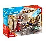 PLAYMOBIL History 70604 Sterngucker - Set de Regalo (a Partir de 4 años)