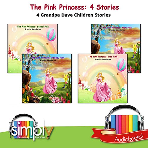 The Pink Princess: 4 Stories cover art