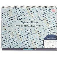 Boxclever Press Home Planner calendario 2020. Planificador mensual con 16 meses comienza desde ahora hasta diciembre 2020. Perfecto calendario 2020 pared para organizar una casa o familia ocupada.