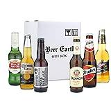 世界のビール6本 飲み比べ ギフトセット 【ブリュードッグ エルディンガー ミラードラフト コロナ】 専用ギフトボックスでお届け