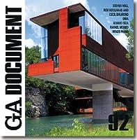 GA document―世界の建築 (92) (Global Architecture Document)
