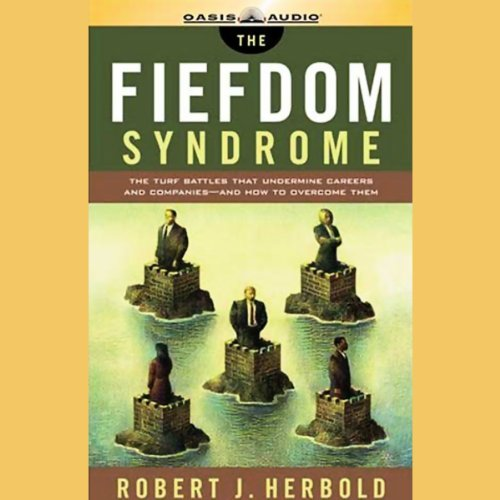 The Fiefdom Syndrome audiobook cover art