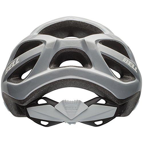 BELL(ベル)ヘルメット自転車サイクリングワイドTRAVERSEAF[トラバースアジアンフィットホワイトシルバーリポーズUXL7080377]