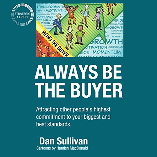 Always Be the Buyer cover art